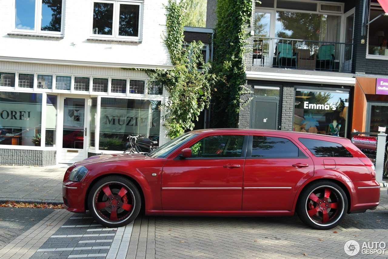 Dodge Magnum SRT-8 Hennessey - 3 October 2013 - Autogespot