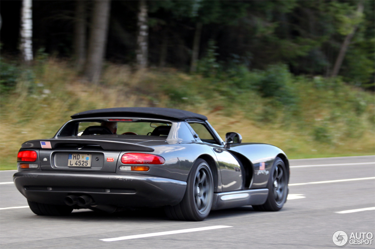 Dodge Viper RT/10 1996 - 3 October 2013 - Autogespot