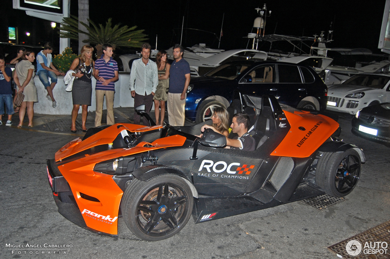 ktm x bow roc 3 october 2013 autogespot. Black Bedroom Furniture Sets. Home Design Ideas