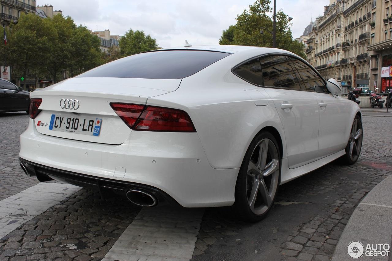 Audi Rs7 0 60 >> Audi RS7 Sportback - 5 October 2013 - Autogespot
