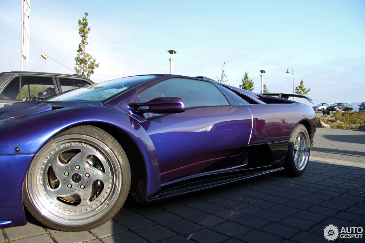 Lamborghini Diablo Gt 5 October 2013 Autogespot