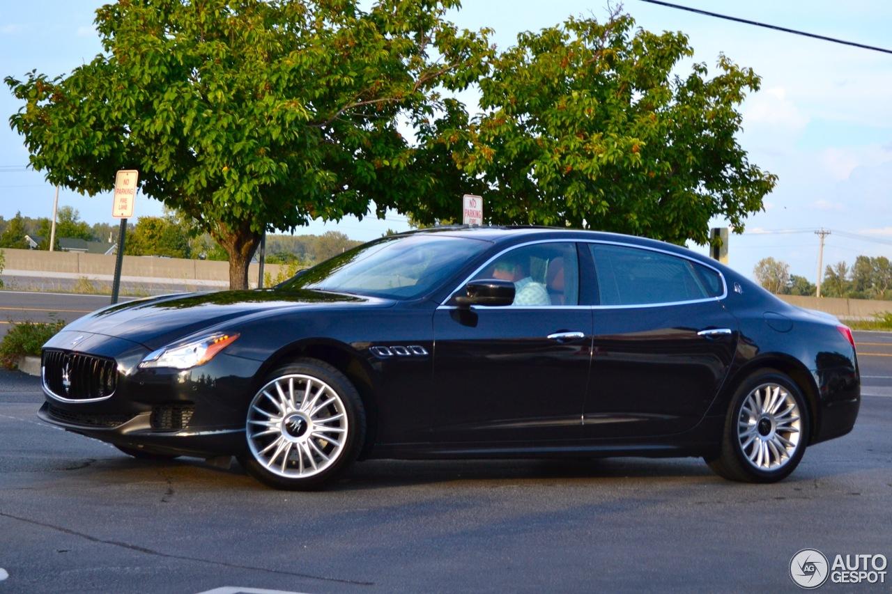maserati quattroporte s q4 2013 5 october 2013 autogespot. Black Bedroom Furniture Sets. Home Design Ideas