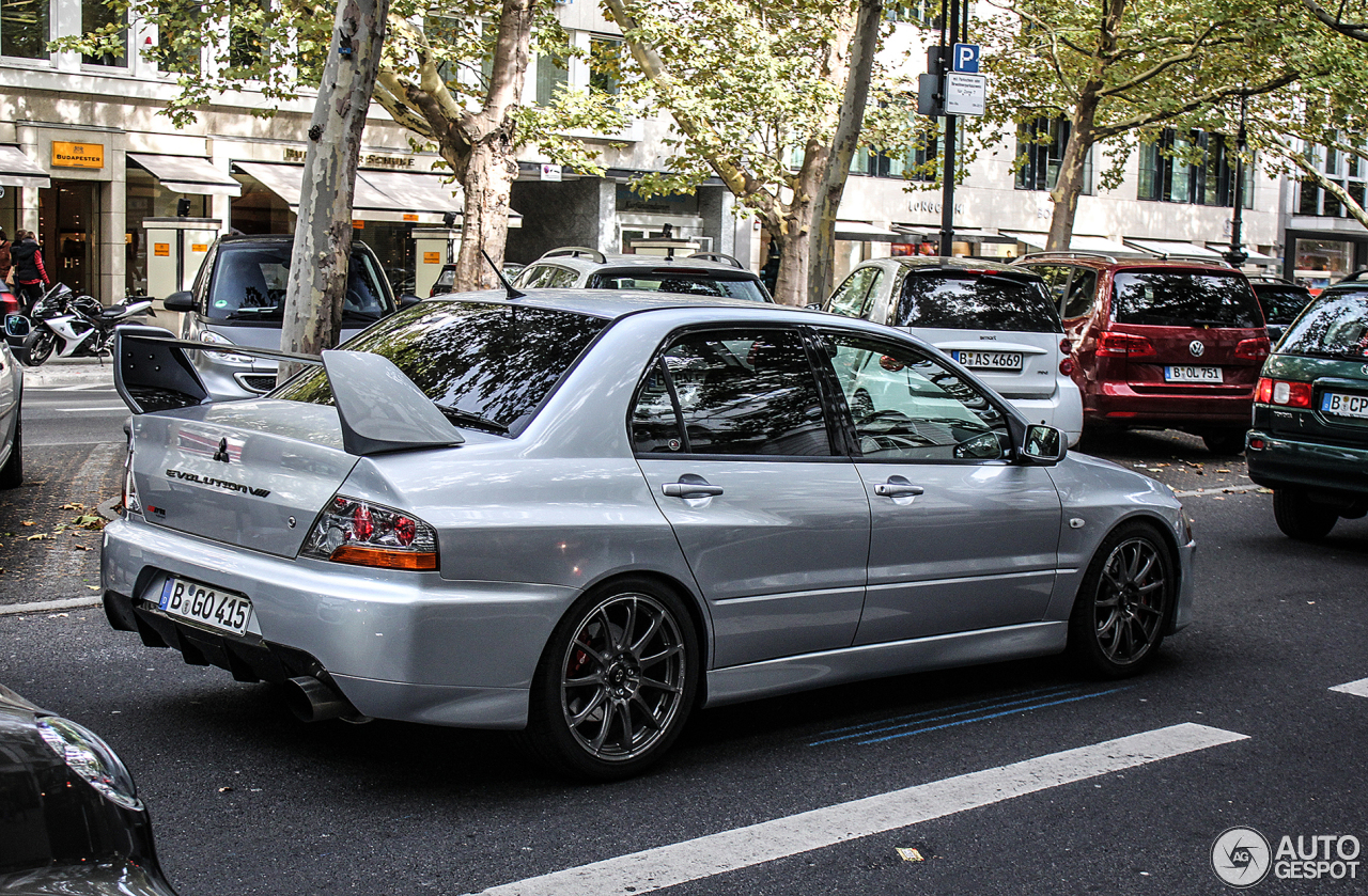 Mitsubishi Lancer Evolution Viii 5 October 2013 Autogespot