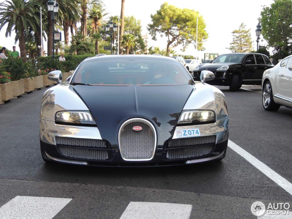bugatti veyron 16 4 grand sport vitesse 6 october 2013 autogespot. Black Bedroom Furniture Sets. Home Design Ideas
