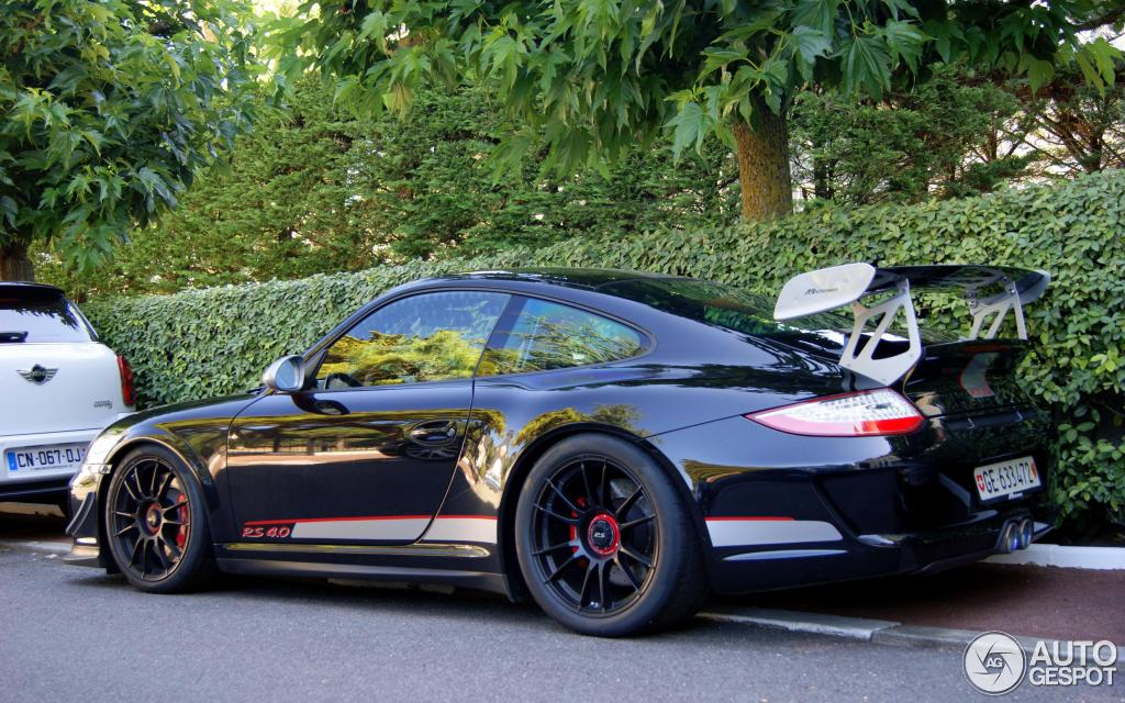 porsche 997 gt3 rs 4 0 6 octobre 2013 autogespot. Black Bedroom Furniture Sets. Home Design Ideas