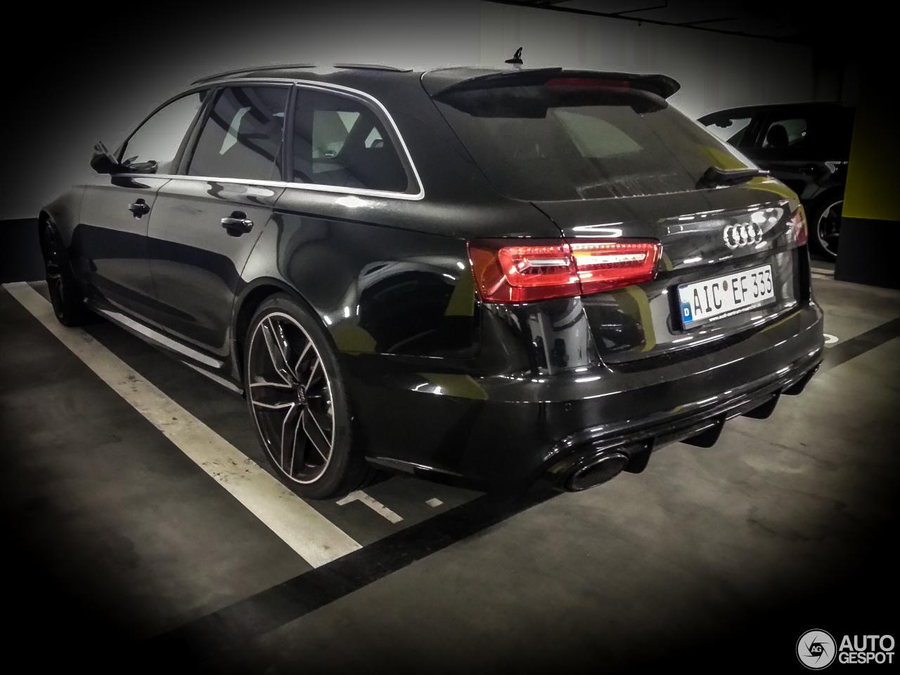 Audi Rs6 Avant C7 8 Oktober 2013 Autogespot