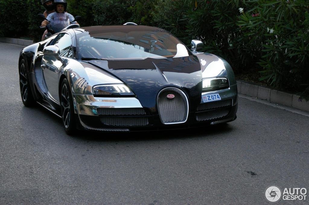 bugatti veyron 16 4 grand sport vitesse 8 october 2013. Black Bedroom Furniture Sets. Home Design Ideas