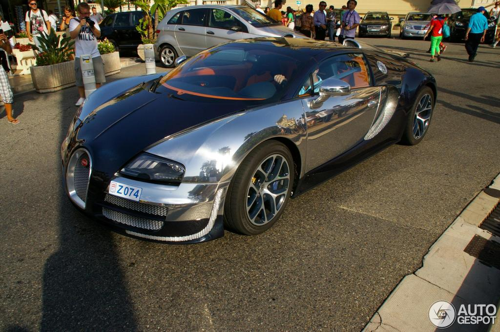 bugatti veyron 16 4 grand sport vitesse 8 october 2013 autogespot. Black Bedroom Furniture Sets. Home Design Ideas