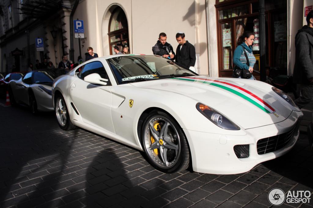 luxury cars z krakowa  Ferrari 599 GTB Fiorano HGTE - 8 October 2013 - Autogespot