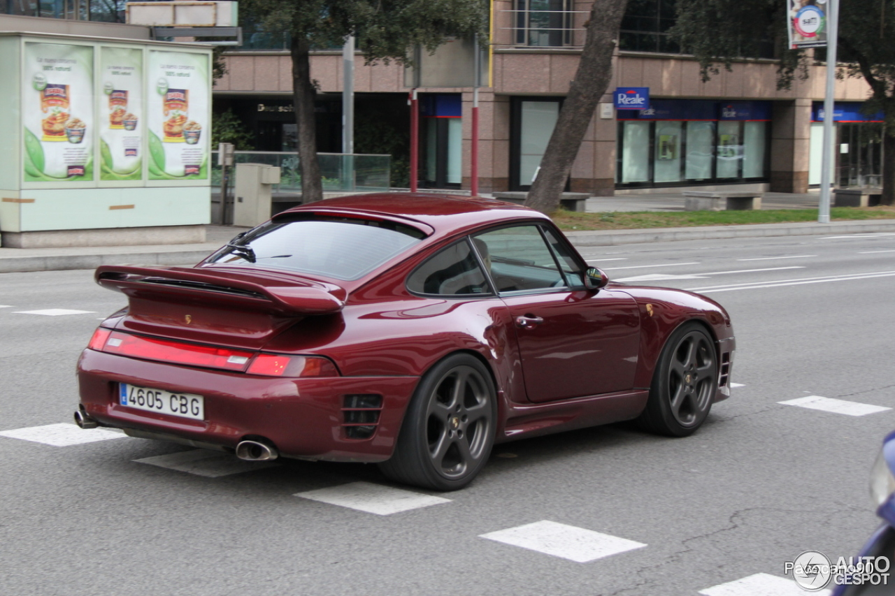 Ruf 993 Turbo R 8 October 2013 Autogespot