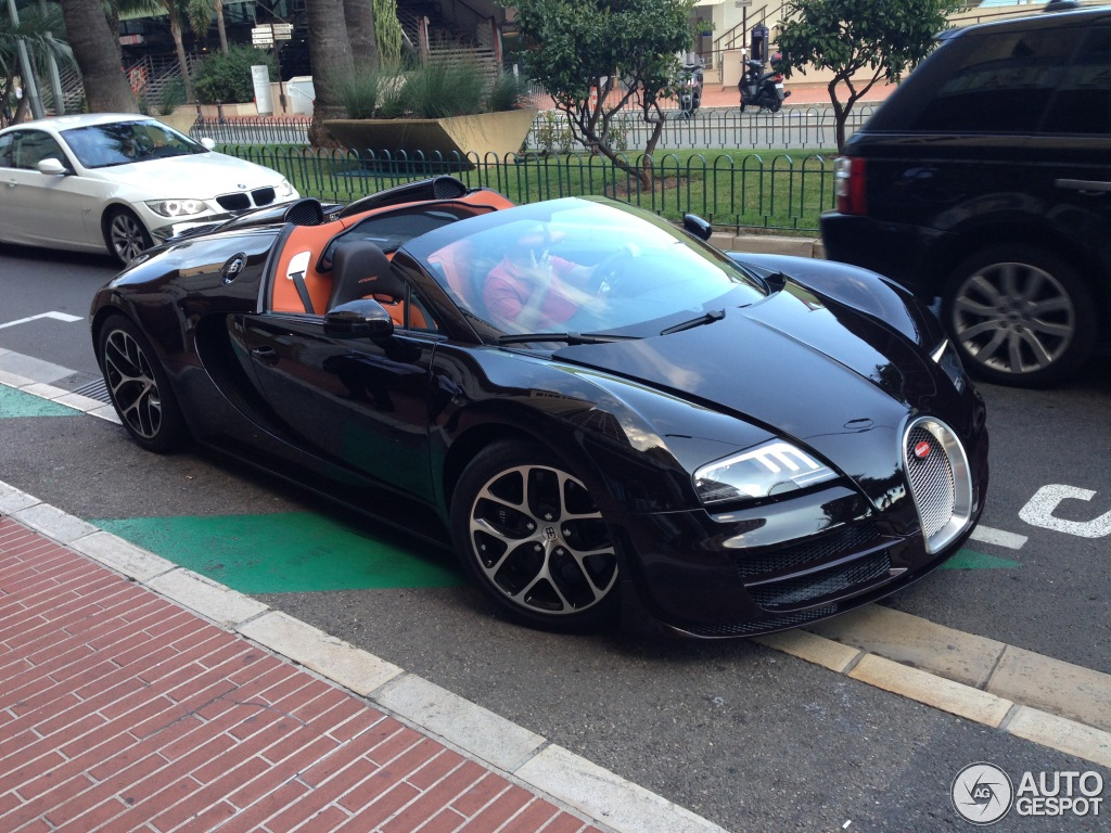 bugatti veyron 16 4 grand sport vitesse 9 october 2013 autogespot. Black Bedroom Furniture Sets. Home Design Ideas