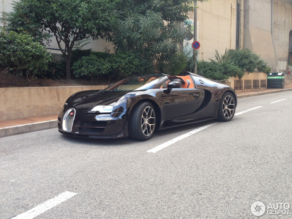 bugatti veyron 16 4 grand sport vitesse 9 oktober 2013 autogespot. Black Bedroom Furniture Sets. Home Design Ideas