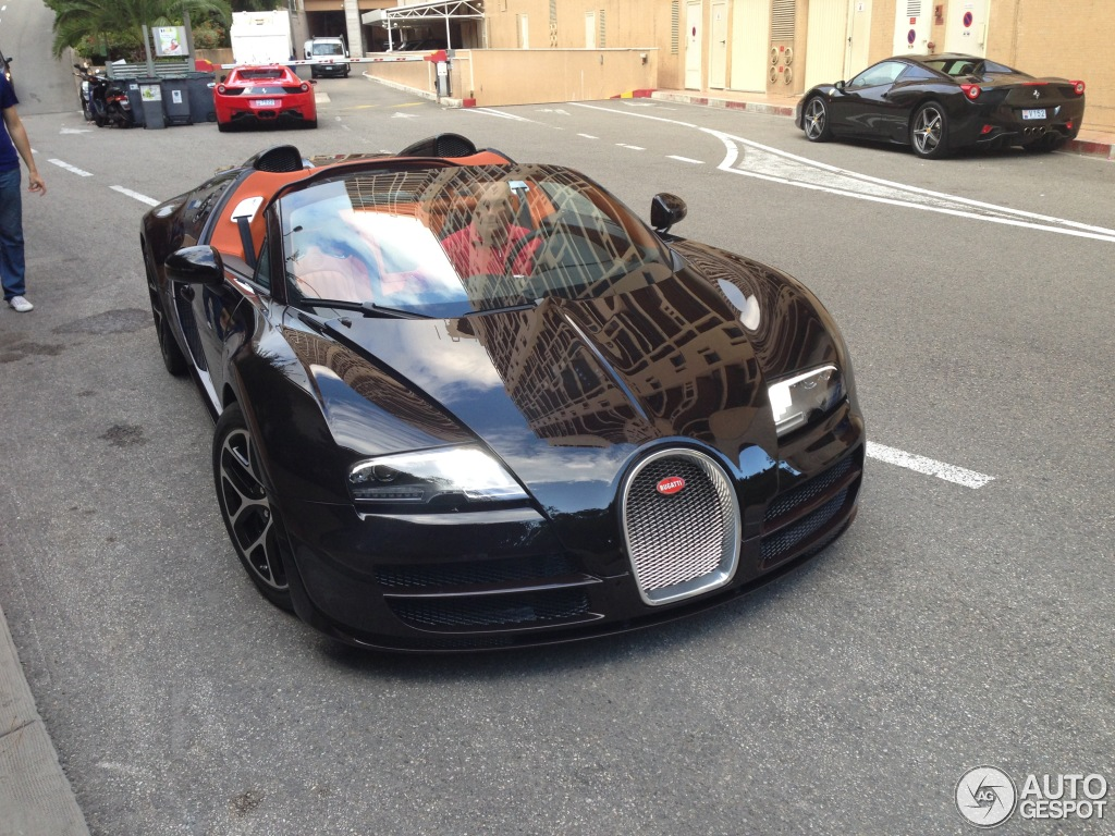 bugatti veyron 16 4 grand sport vitesse 9 october 2013. Black Bedroom Furniture Sets. Home Design Ideas