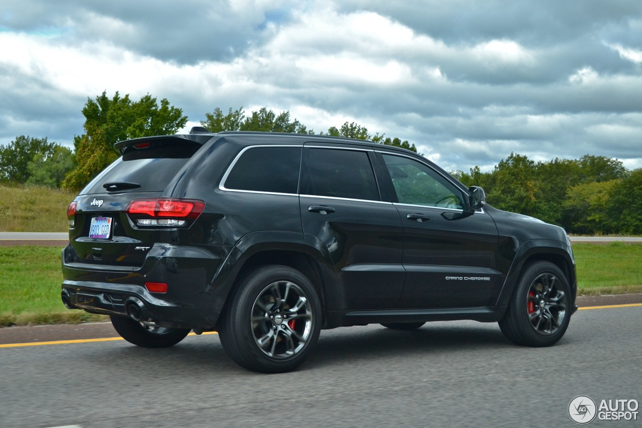 jeep grand cherokee srt 8 2013 13 october 2013 autogespot. Black Bedroom Furniture Sets. Home Design Ideas
