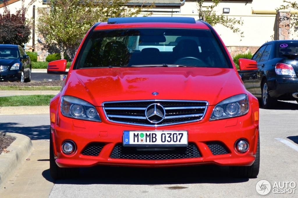 Mercedes benz c 63 amg w204 13 october 2013 autogespot for Orange park mercedes benz