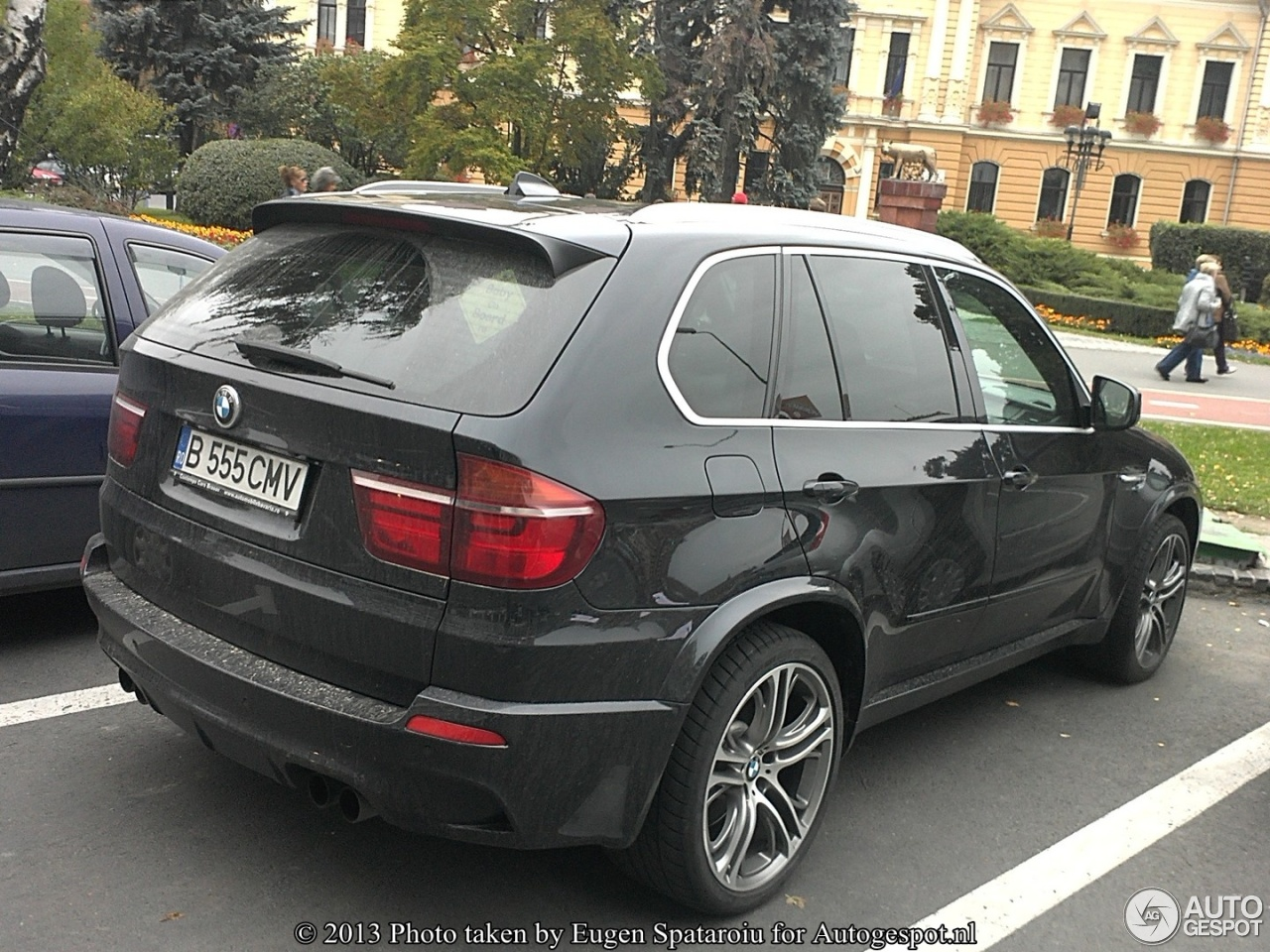 Bmw X5 M E70 2013 14 October 2013 Autogespot