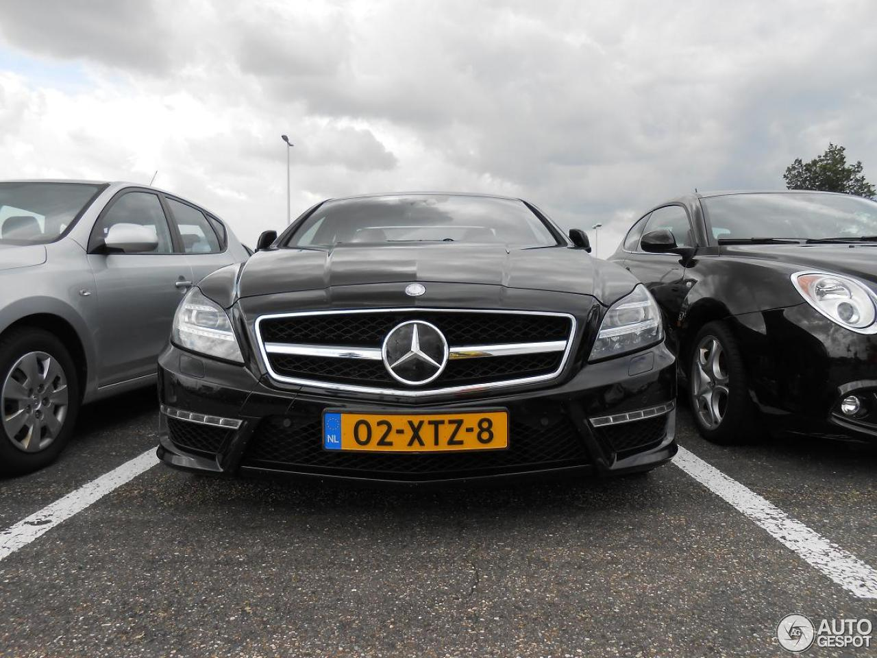 Mercedes benz cls 63 amg c218 15 october 2013 autogespot for 2013 mercedes benz cls 63 amg