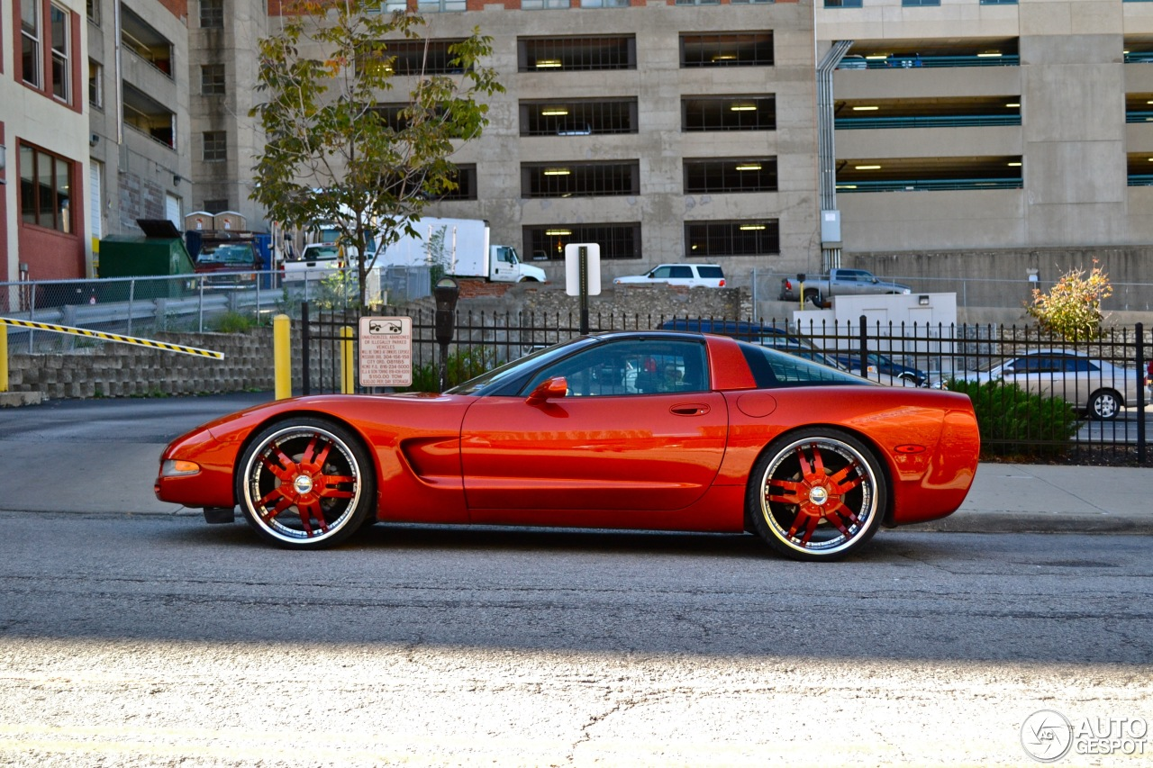 Chevrolet Corvette C5 16 October 2013 Autogespot