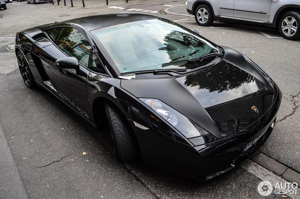 Lamborghini Gallardo Nera 16 October 2013 Autogespot