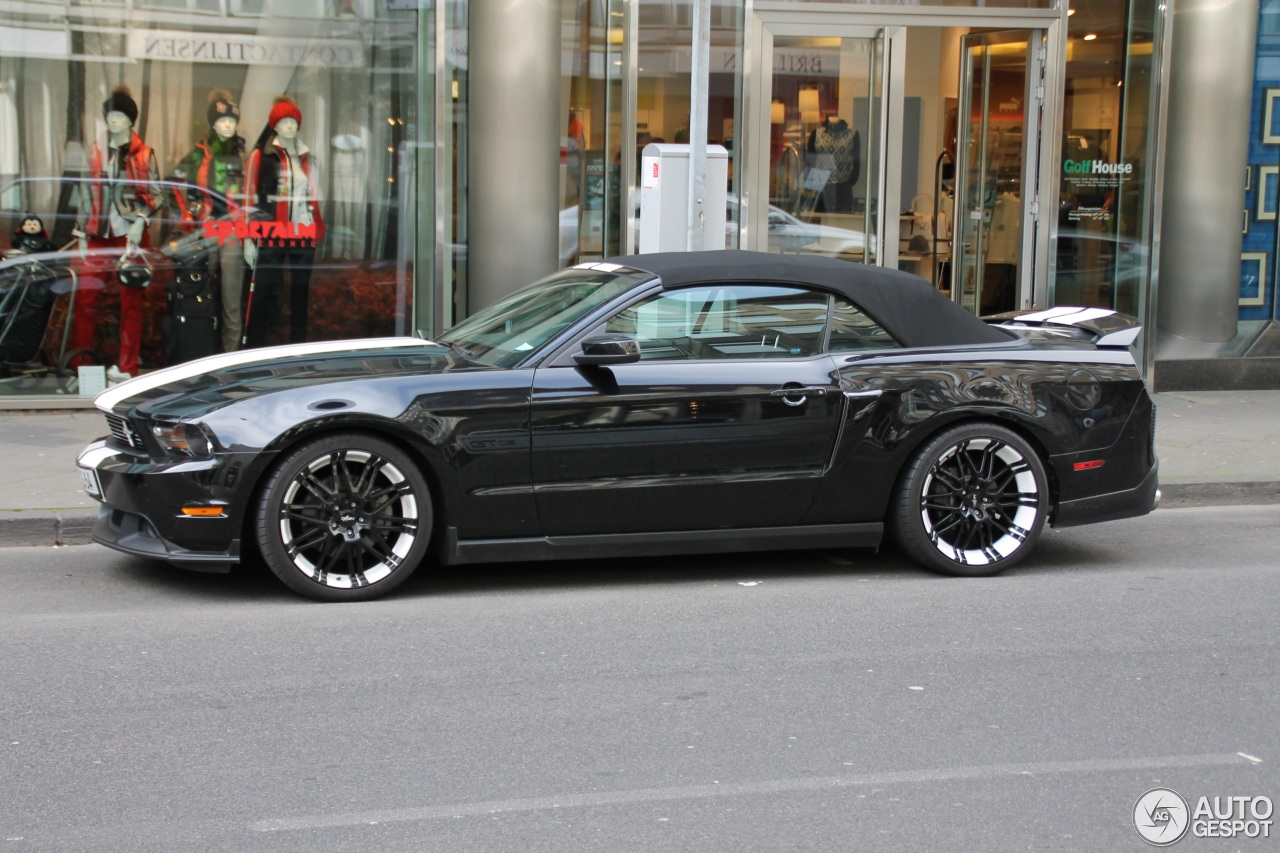 Ford Mustang Gt California Special Convertible 2012 17