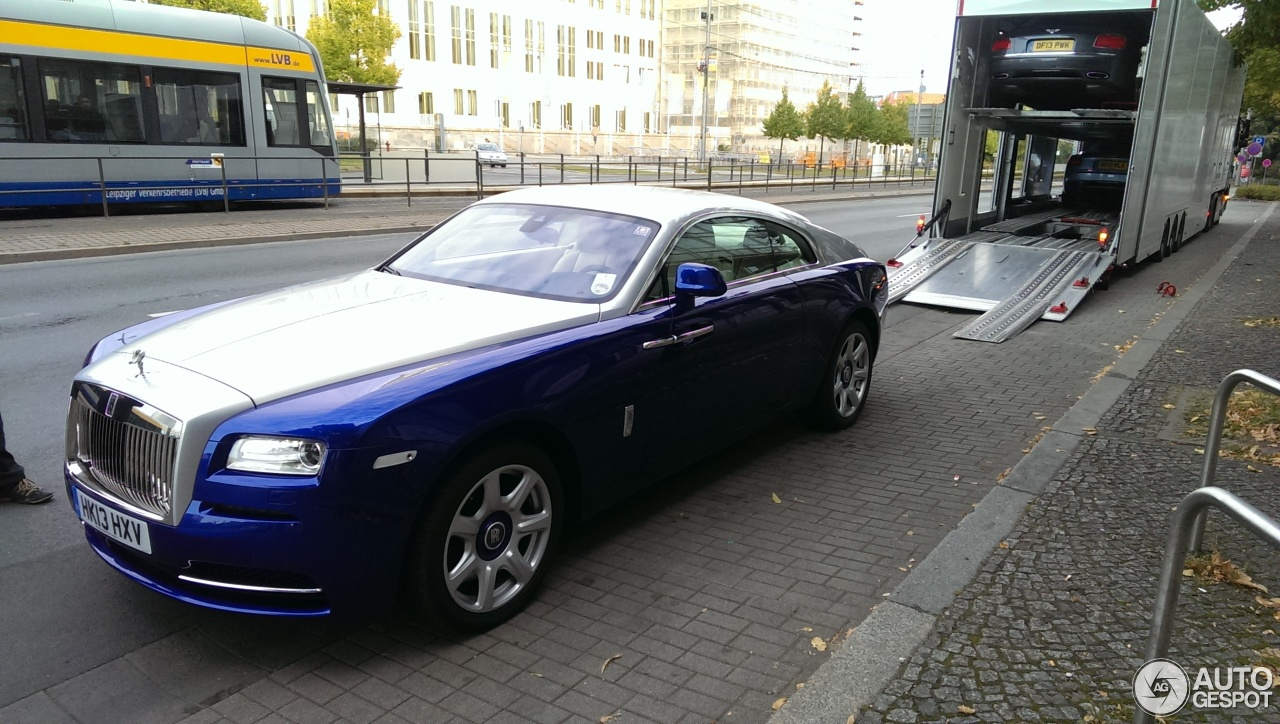 Rolls Royce Wraith 17 October 2013 Autogespot