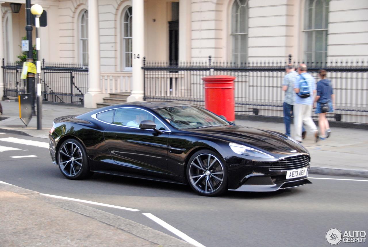 Aston Martin Vanquish 2013 - 18 October 2013 - Autogespot