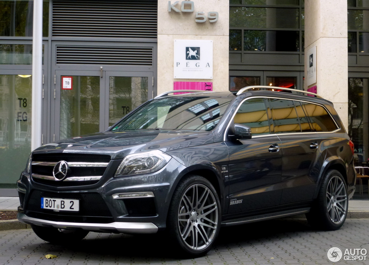 Mercedes benz gl 63 amg x166 20 october 2013 autogespot for Mercedes benz gls 63 amg