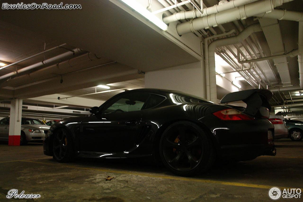 Porsche Cayman Techart GT 4
