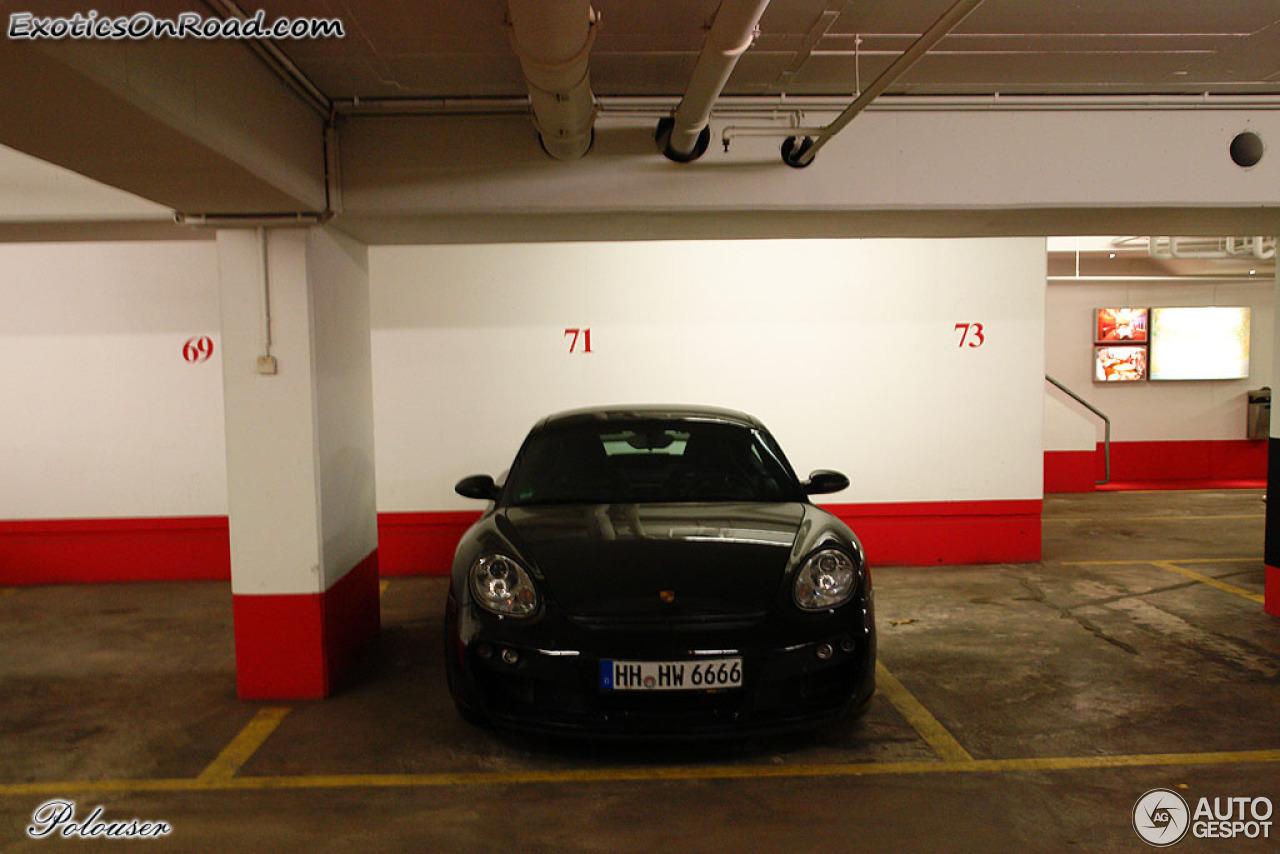 Porsche Cayman Techart GT 6