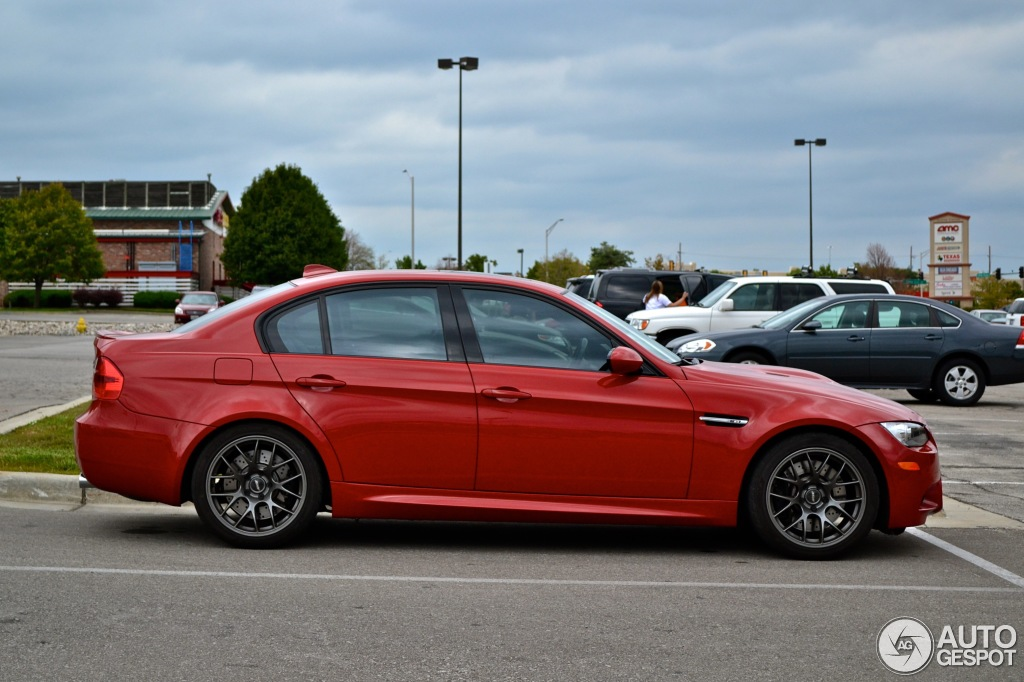 Bmw M3 E90 Sedan 2008 21 Pa 188 Dziernik 2013 Autogespot