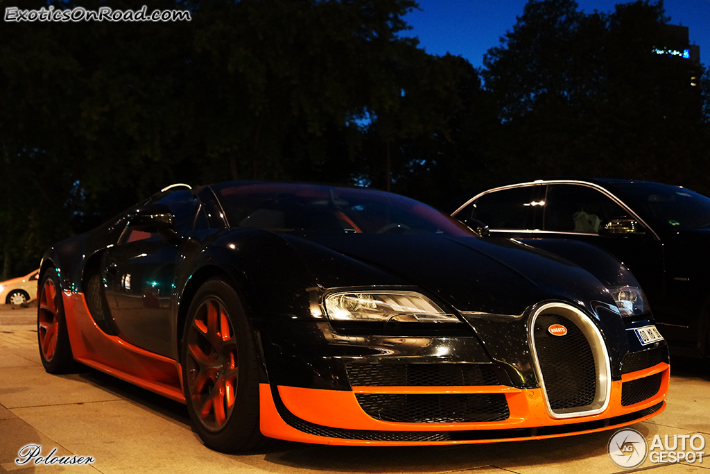 bugatti veyron 16 4 grand sport vitesse 21 october 2013 autogespot. Black Bedroom Furniture Sets. Home Design Ideas