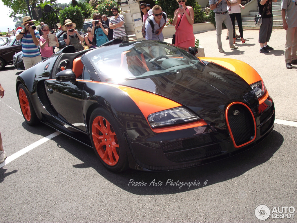 bugatti veyron 16 4 grand sport vitesse world record car edition 23 october 2013 autogespot. Black Bedroom Furniture Sets. Home Design Ideas