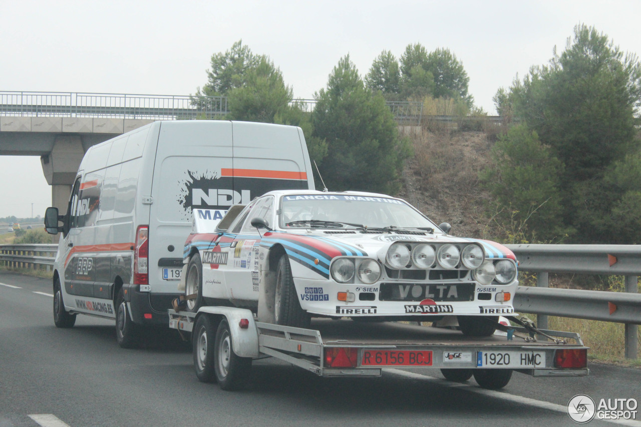 Lancia Rally 037 23 October 2013 Autogespot