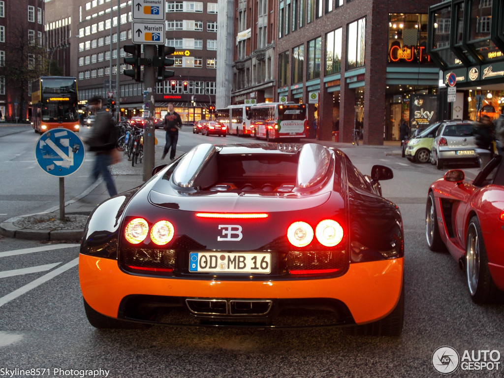 bugatti veyron 16 4 grand sport vitesse 24 october 2013 autogespot. Black Bedroom Furniture Sets. Home Design Ideas