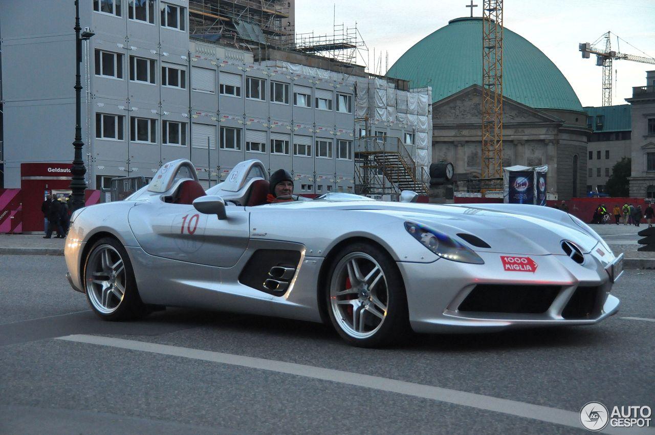 Mercedes Benz Slr Mclaren Stirling Moss 24 October 2013