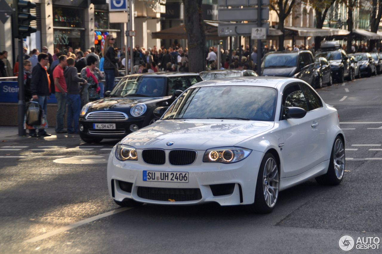 bmw 1 series m coup 1. Cars Review. Best American Auto & Cars Review