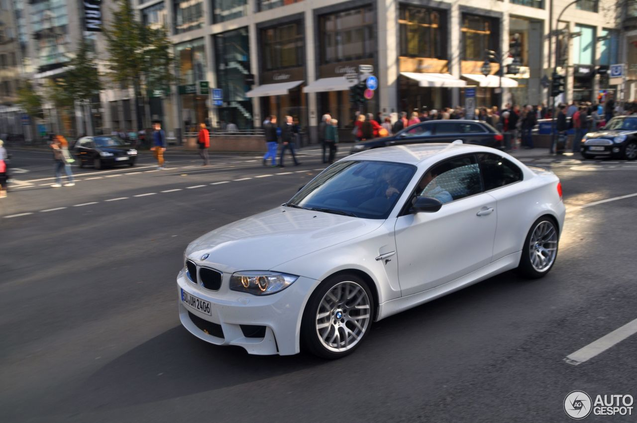bmw 1 series m coup 26 october 2013 autogespot. Cars Review. Best American Auto & Cars Review