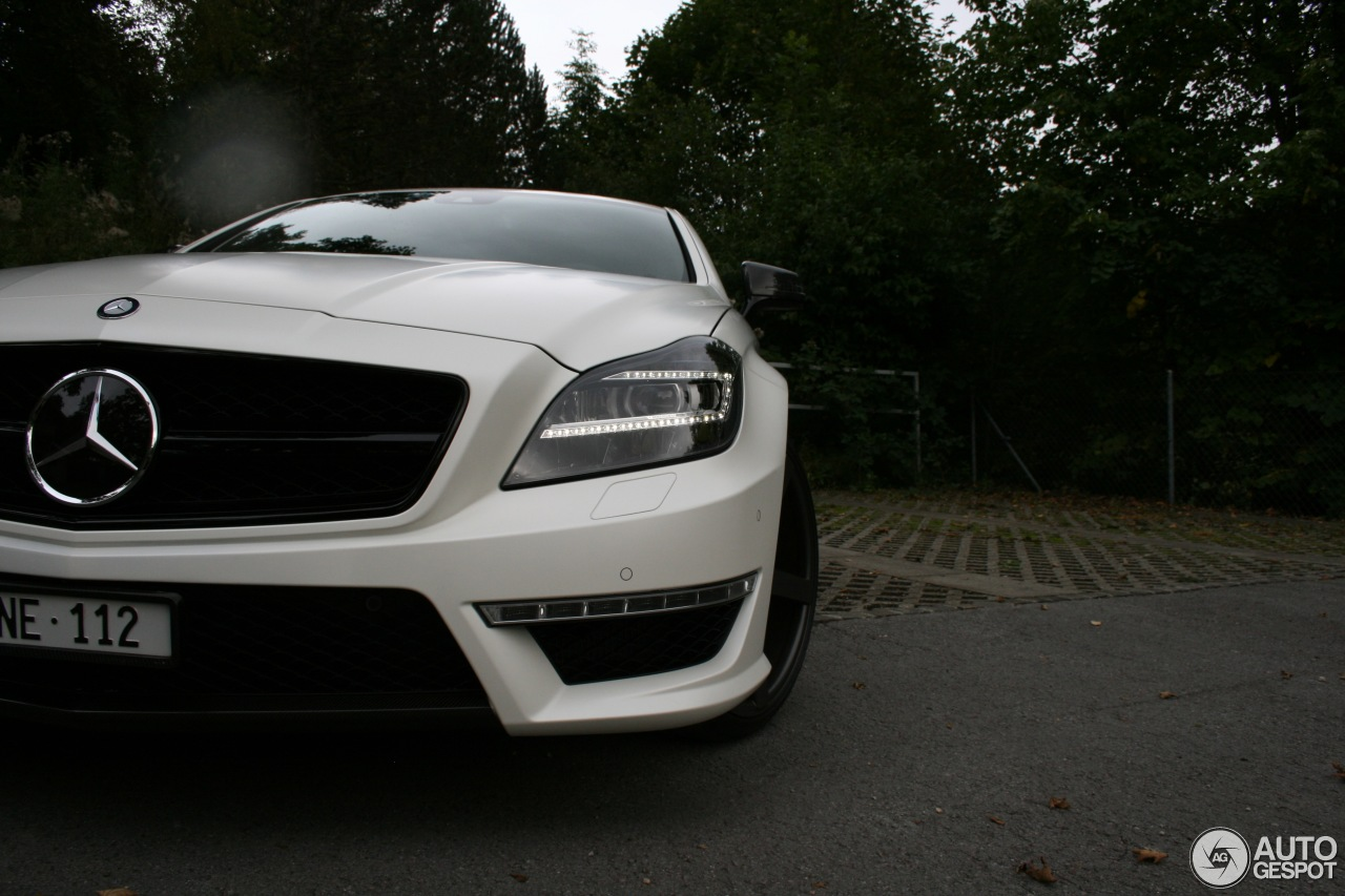 Mercedes benz cls 63 amg s c218 27 october 2013 autogespot for 2013 mercedes benz cls 63 amg