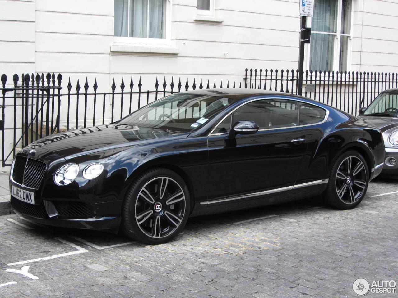 Bentley continental gt v8 28 october 2013 autogespot 2 i bentley continental gt v8 2 vanachro Image collections