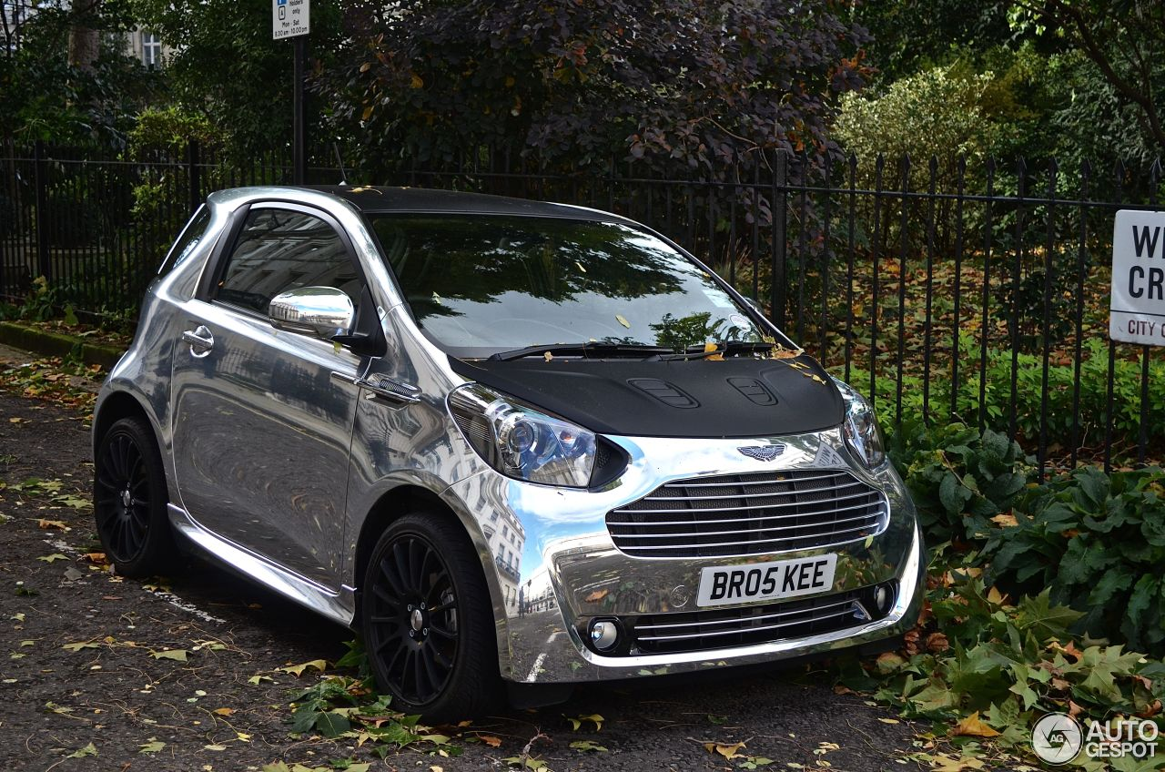 aston martin cygnet 29 october 2013 autogespot. Black Bedroom Furniture Sets. Home Design Ideas