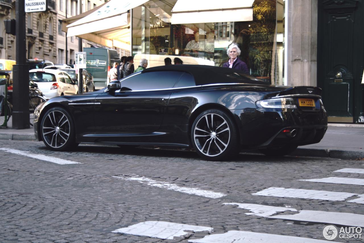 Aston Martin Dbs Volante Carbon Black Edition 29 Oktober