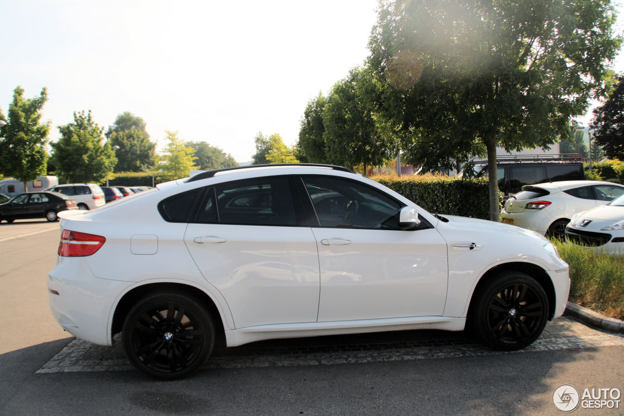 BMW X6 M - 29 oktober 2013 - Autogespot