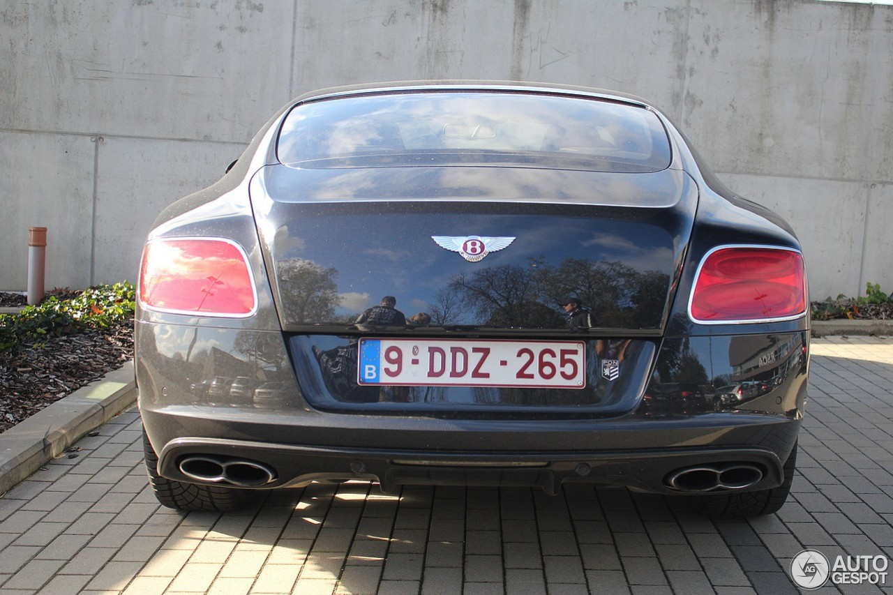 Bentley Continental GT V8 8