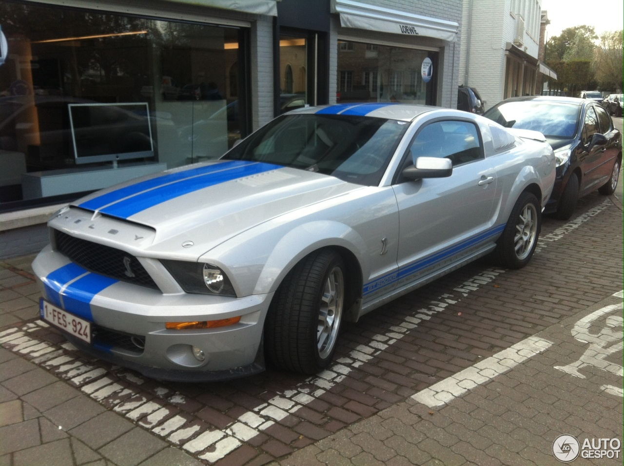 ford mustang shelby gt500 kr 30 octobre 2013 autogespot. Black Bedroom Furniture Sets. Home Design Ideas