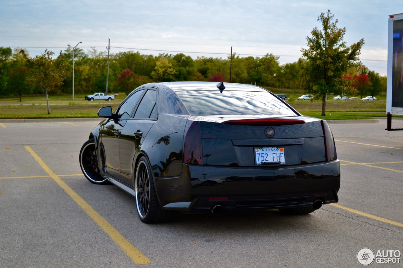 Cadillac CTS-V Sedan Hennessey V700 - 31 October 2013 ...