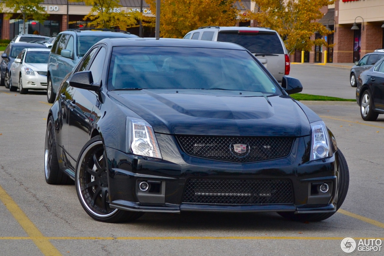 cadillac cts v sedan hennessey v700 31 october 2013 autogespot. Black Bedroom Furniture Sets. Home Design Ideas