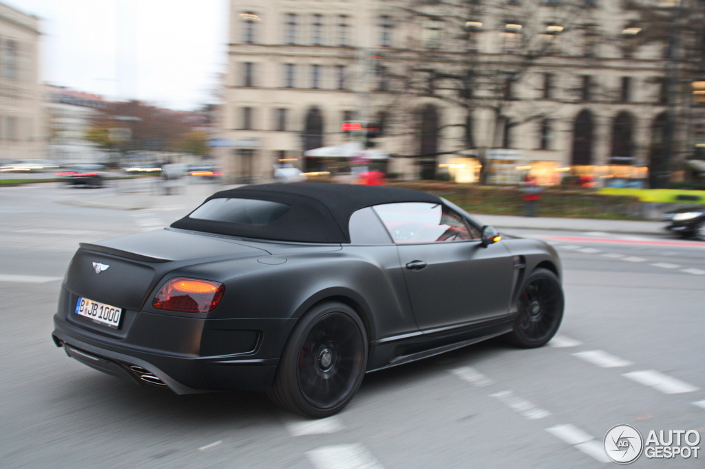 Bentley Mansory Continental Gtc V8 1 November 2013 Autogespot
