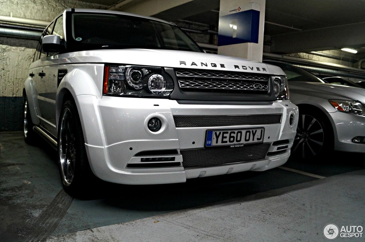 Land Rover Arden Range Rover Sport Supercharged 1