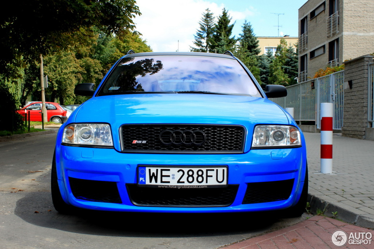 Audi Mtm Rs6 Avant C5 2 November 2013 Autogespot