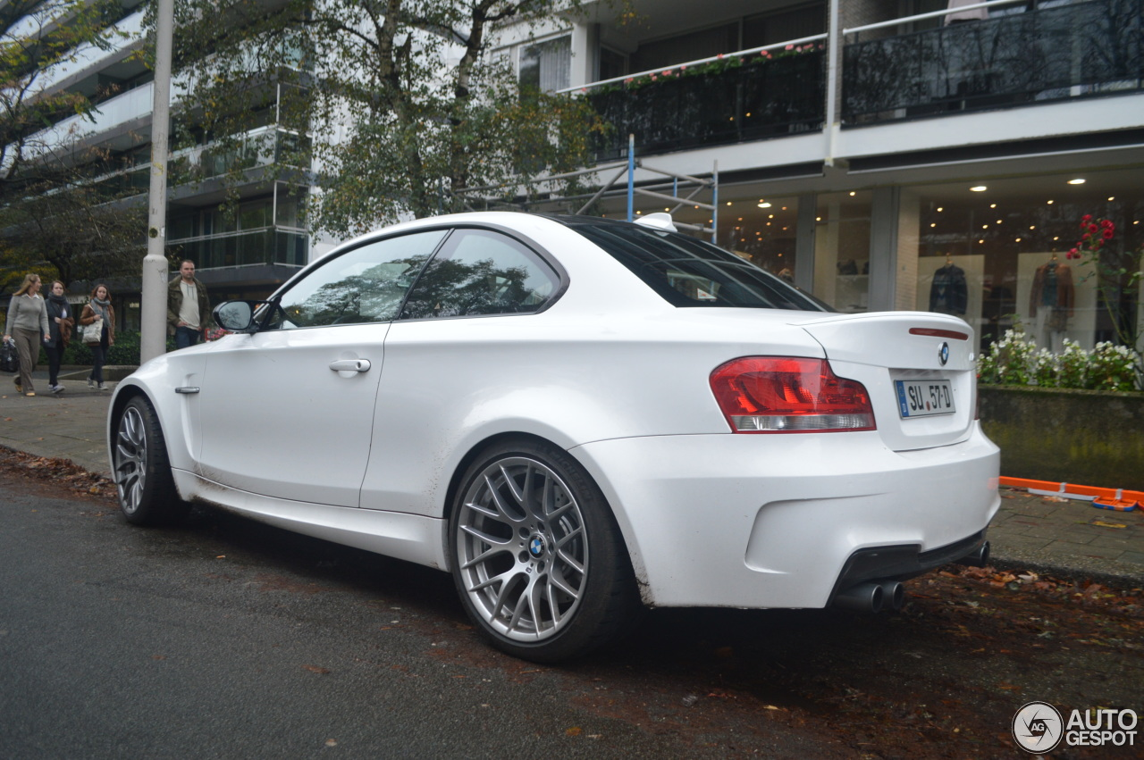 bmw 1 series m coup 2 november 2013 autogespot. Cars Review. Best American Auto & Cars Review